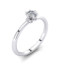 Triple Engagement ring
