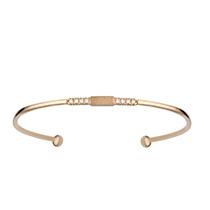 Sand Storm Rose Cuff Bracelet